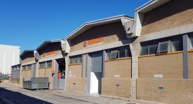 Minileit building 2